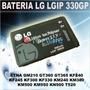 Bateria Lg Km380 Gt360 Kf240 Kf245 Kf300 Km500 Lgip-330gp