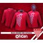 Buzo Escudo Deportivo Los Andes Ohcan Original