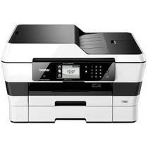 Impresora Brother Mfc J6920dw + Cartuchos Recarg + Chips Aut