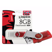 Pendrive 8gb Kingston Sandisk Flashdrive Tienda Mayor Detal