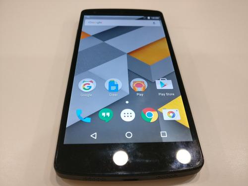 Nexus 5 Libre 32gb 8mpx Quadcore Usado - $ 2,799.00 en Mercado Libre