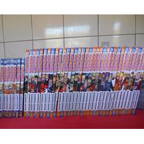 Mangá Naruto Versão Normal E Pocket - Mais Números
