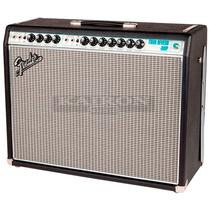 Amplificador Fender 68 Deluxe Custom Twin Reverb Valvular