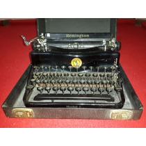 Remington Model 1 Original Única No Brasil Antiga Coleção