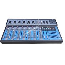 Consola De Audio 8 Canales Audesbo