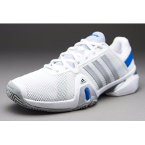 Zapatos De Tenis Adidas Adipower Barricade 8.0 Nuevos