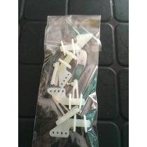 Kit Linkagem Aeromodelos Eletricos(4x Horns E 4x Clevis)