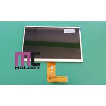 Pantalla Display Lcd Tablet China Flex 10.1 Pulgadas