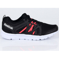 Zapatillas Reebok Running Speedlux W Mujer Negro C/rojo