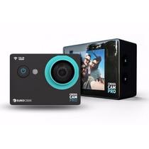 Camara Digital Eurocase Full Hd 12mp Wifi Acuatica Filmadora