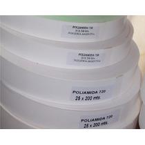 Poliamida En Rollo Para Imprimir 15mm X 200mts