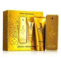 Perfume Kit One Million 100 Ml+gel Banho 100 Ml