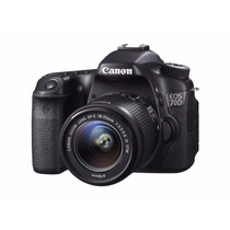 Canon Eos 70d Kit 18-55 Stm Reflex 20,2mpx Wifi Full Hd