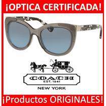 Lente Coach Solar 100% Original