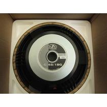 Bocina 18 Pulgadas Española Marca Das 700 Watts Rms G45/18g