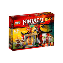 Lego Ninjago Dogo Showdown X215 Piezas