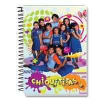 Caderno Chiquititas 10 Materia