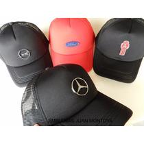 Gorras Emblema Original Opel Mazda Ford Toyota Y Muchas Mas