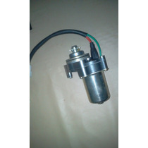 Motor De Partida (gold/jet/50q) 50cc Shineray .original