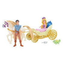Disney Princess Pequeño Reino Rapunzel Historia Bolsa