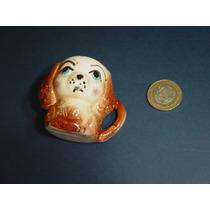Juguete Antiguo Mini Taza En Forma De Perrito De Mercado