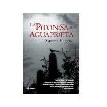 Libro La Pitonisa De Aguaprieta *cj