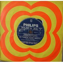 Compacto V Festival Internacional Da Canção Popular 1970