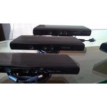 Kinect Xbox 360 Semi-novo Com Jogo Original
