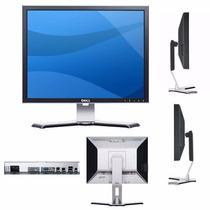 Monitor Dell 20 Pulgadas Giratorio Seminuevo Muchas Piezas