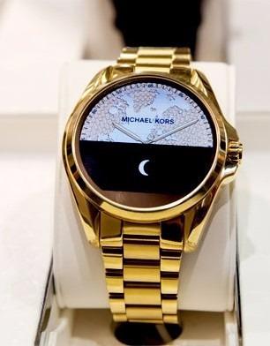 Michael Kors Digital Smartwatch Access Dourado No Brasil - R  1.999,00 em  Mercado Livre f32520d248