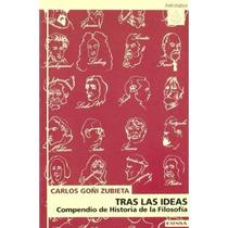 Tras Las Ideas: Compendio De Historia De La Fil Envío Gratis