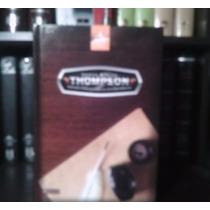 Biblia Thompson De Estudio Edición Especial Tapa Dura