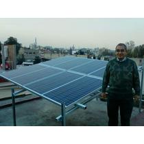 Celdas Solares , Energia Solar Y Eolica Versa