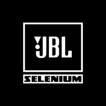 Adesivo Jbl Selenium 12pw7 P/ Calota/protetor Woofer 12 Pol