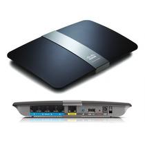 Router Linksys Ea4500 802.11n 900mbps Doble Banda 4 Ptos+c+
