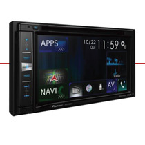 Dvd Pioneer F980tv De Carro Gps, Tv E Bluetooth