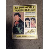 Revista Alarma Juan Gabriel
