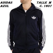 Campera Adidas Originales Talle M , Ultima 9 Años En M L