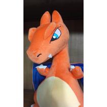 Muñeco Pokemon Peluche Charizard 30 Cm Genérico
