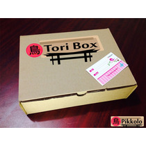 Tori Box Artículos Kawaii Box Con 24 Productos