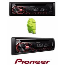 Toca Cd Player Mp3 Mixtral Laçamento Pioneer Usb Frontal