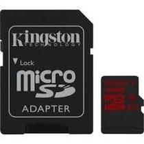 Kingston 32g Micro Sdxc Uhs-i C Clase 3 (u3) Lectura 90 / Es