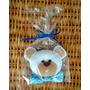 Kit Com 20 Lembrancinhas De Urso Em Feltro - Chaveiros