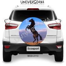 Capa Estepe Ecosport, Crossfox, Aircross, Cavalo, M-2113