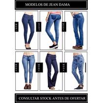 Pantalon Jean Elastizados Talles Especiales 50 Al 56