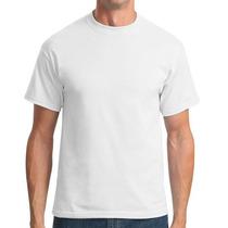 10 Camisetas Sublimaticas Poliéster Transfer Otima Qualidade