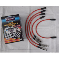 Cables Para Bujía Garlo Race 8.5 Mm Vw Jetta Golf Mk3 2.0l