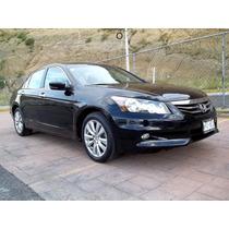 Honda Accord Ex Equipado, Mod. 2011, ¡¡de Lujo, Precioso!!