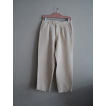 Pantalón Boyfriend De Vestir Importado Kenzo