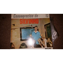 Disco Acetato De: Consagracion De Silvinho